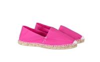 Espadrilles handmade pink