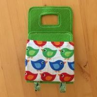 mobile-base green-bird