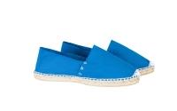 Espadrilles handmade blue