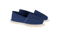 Espadrilles handmade dunkelblau