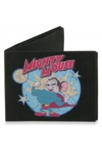Mighty Wallet - Mighty Mouse