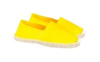 Espadrilles handmade yellow