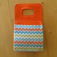 mobile-cradle orange-wave